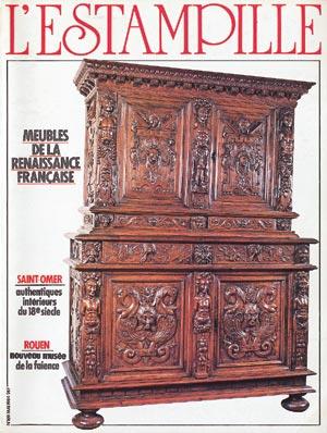 meubles de la renaissance fran aise l 39 objet d 39 art n 169. Black Bedroom Furniture Sets. Home Design Ideas