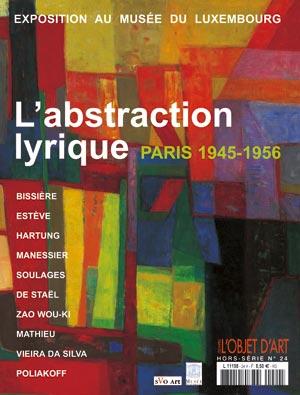 Y eut il une sculpture abstraite lyrique l 39 objet d 39 art for Abstraction lyrique
