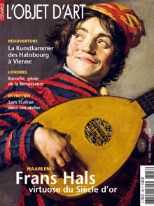 Frans Hals, virtuose du Siècle d'or