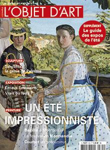 L'Estampille/L'Objet d'Art n° 525 - juillet/août 2016