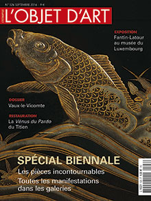 L'Estampille/L'Objet d'Art n° 526 - septembre 2016