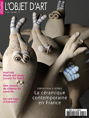 La céramique contemporaine en France