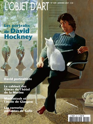 Les portraits de David Hockney
