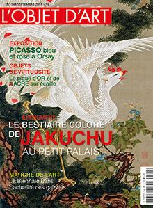 L'Objet d'Art n° 548 - Sept. 18