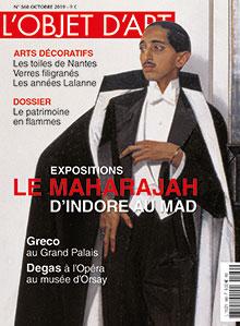 L'Objet d'Art n° 560 - Oct. 19