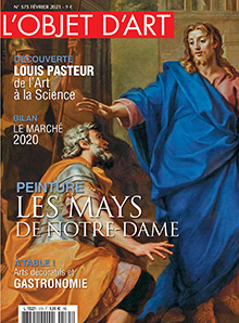 L'Objet d'Art n° 575 - Fév. 21
