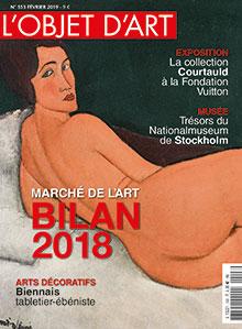 L'Objet d'Art n° 553 - Fév. 19