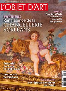 L'Objet d'Art n° 583 - Nov. 21