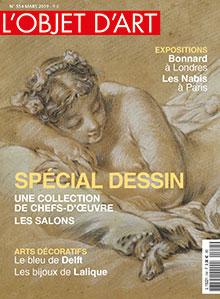 L'Objet d'Art n° 554 - Mars 19