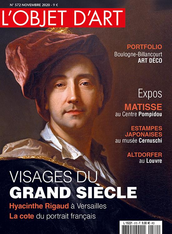 L'Objet d'Art n° 572 - Nov. 20